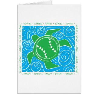 Turtle Beach Softball Card