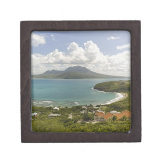 Turtle Beach, southeast peninsula, St Kitts, Jewelry Box