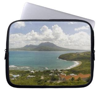 Turtle Beach, southeast peninsula, St Kitts, Computer Sleeve