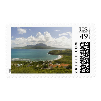 Turtle Beach, southeast peninsula, St Kitts, Stamp