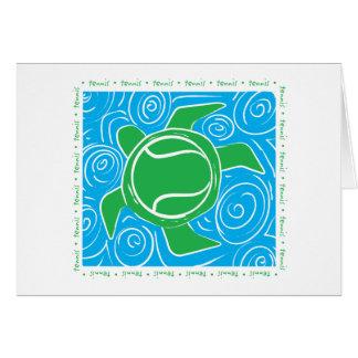 Turtle Beach Tennis Card