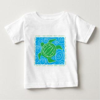 Turtle Beach Volleyball Baby T-Shirt