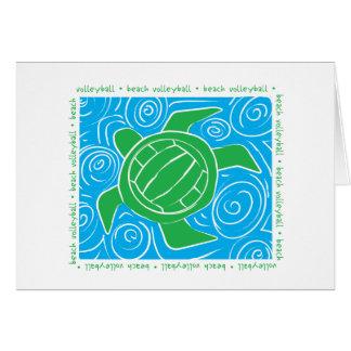 Turtle Beach Volleyball Card