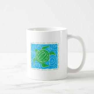 Turtle Beach Volleyball Coffee Mug