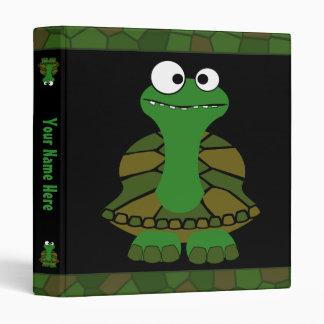 Turtle Binder (Customizable)