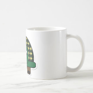 Turtle Cartoon Art Coffee Mug