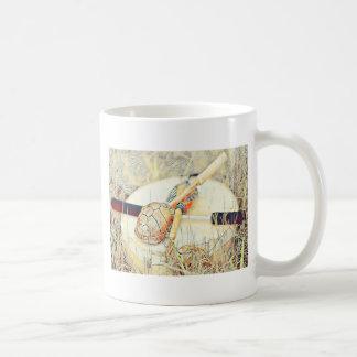 Turtle Clan Rattle and Drum Coffee Mug