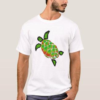 turtle_clock2_nonums T-Shirt