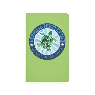 Turtle Club Member Journal