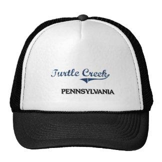 Turtle Creek Pennsylvania City Classic Trucker Hat