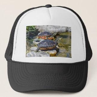 Turtle Cute Animal Office Custom Destiny Destiny'S Trucker Hat