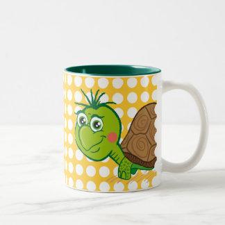 Turtle Cute - Bubbles mug