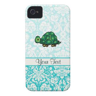 Turtle; Cute iPhone 4 Case-Mate Cases