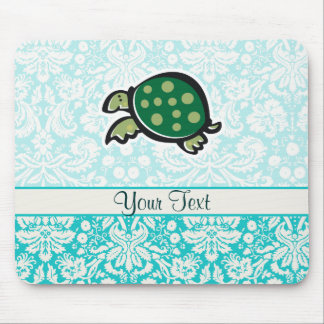 Turtle; Cute Mouse Pad