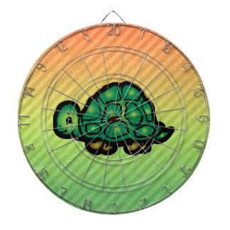 Turtle Dartboard With Darts