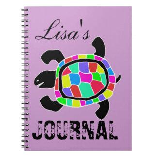 Turtle design notebook