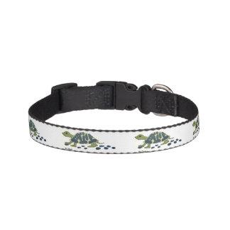 Turtle Dog Collar