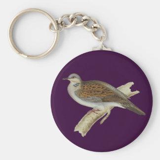 Turtle Dove Keychains