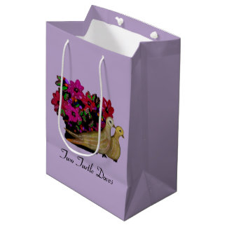 Turtle Doves Gift Bags