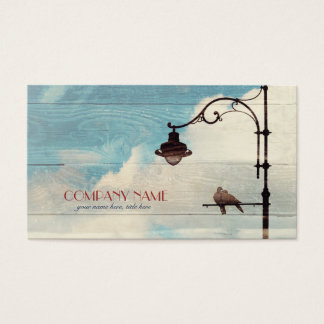 Turtle Doves - love and faithfulness Business Card