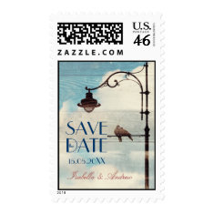 Turtle Doves - love and faithfulness Postage Stamps