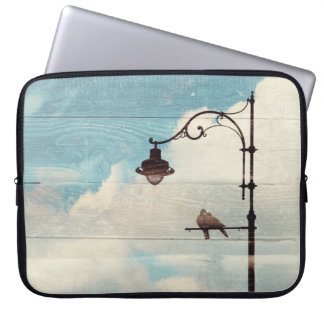 Turtle Doves - Love FOREVER AND EVER Laptop Sleeves