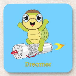 Turtle Dreamer™ Coaster Set