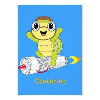 Turtle Dreamer™ Invitation