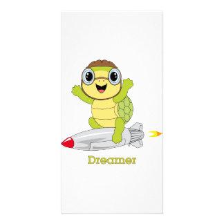 Turtle Dreamer™ Photo Card