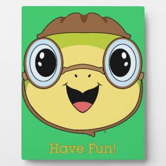 Turtle Dreamer™ Photo Plaques