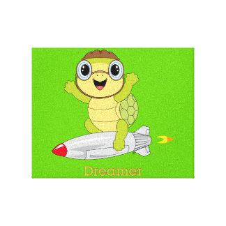 Turtle Dreamer™ Prints Canvas Print
