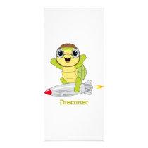 Turtle Dreamer™ Rack Card