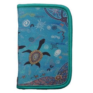 Turtle Dreaming Planner Folio