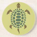 Turtle Drink Coaster