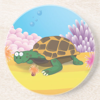 Turtle Drink Coaster