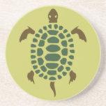 Turtle Drink Coasters