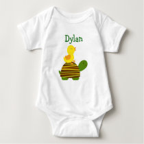 Turtle Duck Baby Boy Baby T-Shirt