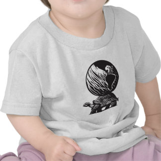 Turtle Earth T Shirts