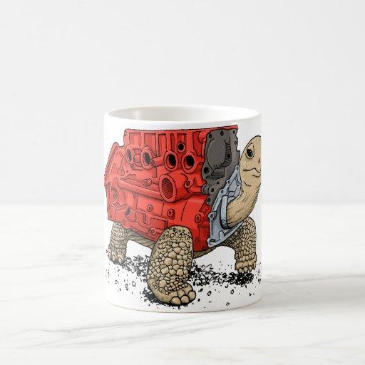 Turtle Engine Mug