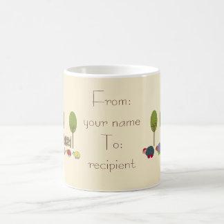 Turtle Family Coffee Mug
