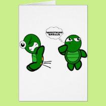Turtle Fart Card