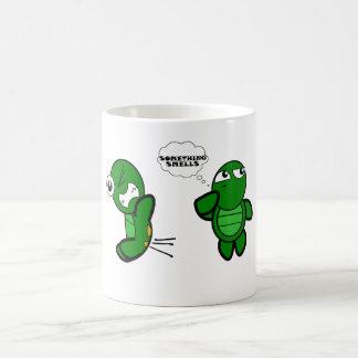 Turtle Fart Coffee Mug