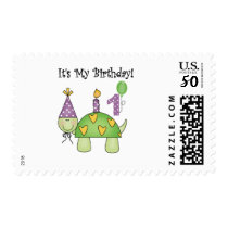 Turtle First Birthday Tshirts and Gifts Postage