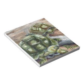 Turtle Friends Scratch Pad