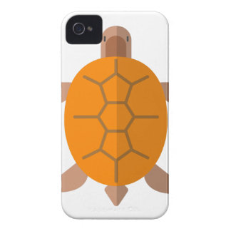 Turtle From Above Primitive Style Case-Mate iPhone 4 Case