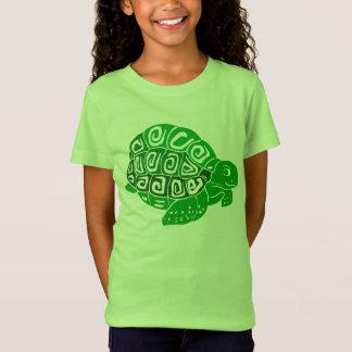 Turtle Girls' LAT Sportswear Fine Jersey T-Shirt