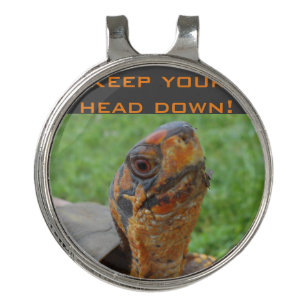 Turtle Golf Hat Clip and Ball Marker 79cff4a06b49