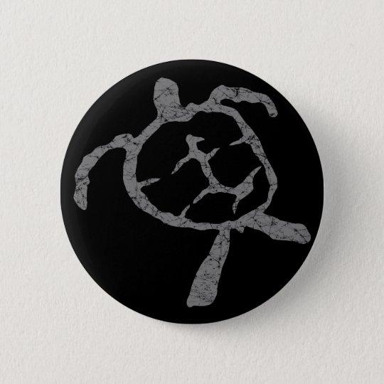 turtle-grey pinback button