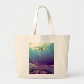 Turtle guardian canvas bags