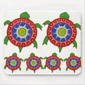 Turtle Haven Mouse Pad